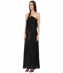 Armani Jeans Sequin Maxi Dress