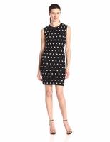 BCBGMax Azria Women's Jose Jacquard Dress