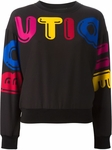 BOUTIQUE MOSCHINO Logo Print Sweatshirt