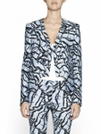 Camilla and Marc NORTHERN SKY PRINT BLAZER