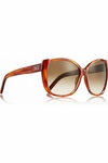 CHLOE Square-frame sunglasses