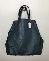 Coach Large Exotic Duffle Tote