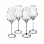 Crystalline Glasses (Set of 2)