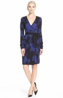 Diane von Furstenberg Leandra Wrap Dress