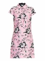 Diane von Furstenberg Pink Morgan Dress