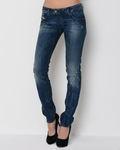 Diesel Nevy Stretch Skinny Jeans- Made in Italy