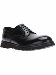 Dolce Gabbana Black Laceup Brogue