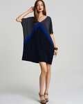 Drapey Jersey Tunic Dress (On Sale)