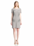Elie Tahari STUDDED MESH Dress