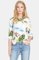 EQUIPMENT Wailea floral print shirt
