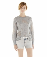 Gray Tobiah Sweatshirt In Grey