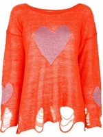 Happy Heart Sweater Jumper