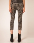 IRO Splattered Paint Print Pants