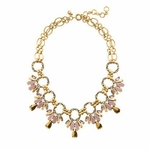 J CREW OPEN LINK NECKLACE