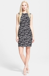 Kate Spade Black Love Midy Dress