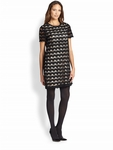 Kate Spade Black Virginia Lace Dress