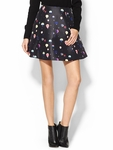 Kate Spade Blue Ballon Party Lula Skirt