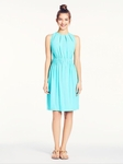 Kate Spade Blue Carlie Dress