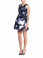 Kate Spade Blue Joss Dress