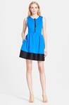 Kate Spade Colorblock Scuba Dress