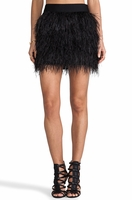 Kate Spade Ostrich Feather Skirt
