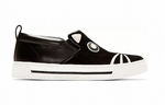 Marc by Marc Jacobs  Black Friends Of Mine Rue Slip-On Sneakers
