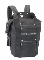 Marc by Marc Jacobs Special Edition Nylon Rider Backpack Black