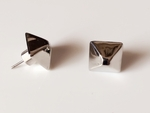 Marc by Marc Jacobs Standard Supply Large Stud Earrings
