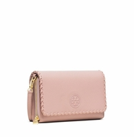 MARION FLAT WALLET CROSS-BODY