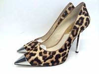 Animal Pointed Toe Pump