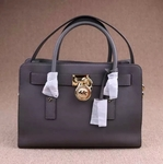 Michael Kors Hamilton Saffiano Leather East West Satchel