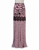 Moschino Cheap and Chic Long Skirt