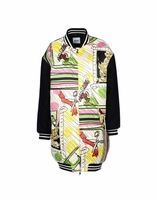 Cheap Chic Style Multicolor Coat