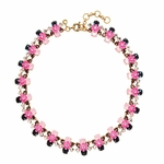 Pink Posy Necklace