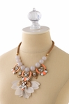 RIVIERA STATEMENT NECKLACE