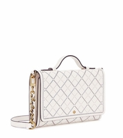 ROBINSON CROSSHATCH MINI CROSS-BODY