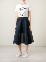 Sheep Applique Tee