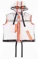 Sheer Vest with Fight Glasses (On Sale)