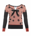 Red Stars and Stripes Jumper