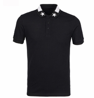 Star Cotton Polo Shirt