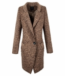 Tailored Wool Cocktail Coat (On Sale)