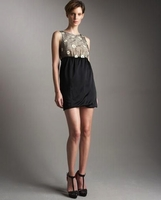 Tank Dress with Embroidered Top (On Sale)
