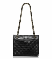 Black Fleming Medium Bag