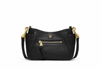Tory Burch Black Frances Mini Cross-Body
