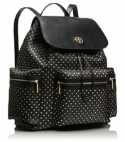 Black Kerrington Backpack