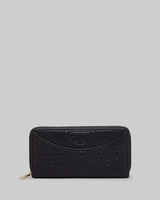 Fleming Open Flat Zip Continental Wallet