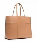 TORY BURCH BLOCK-T LARGE TOTE - 7.20