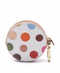 Tory Burch Multicolor Kerrington Circle Pouch