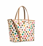 Tory Burch Multicolor Kerrington Mini Square Tote