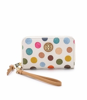 Tory Burch Multicolor Kerrington Smartphone Wallet